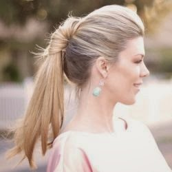 Pretty Ponytail Twist Hair