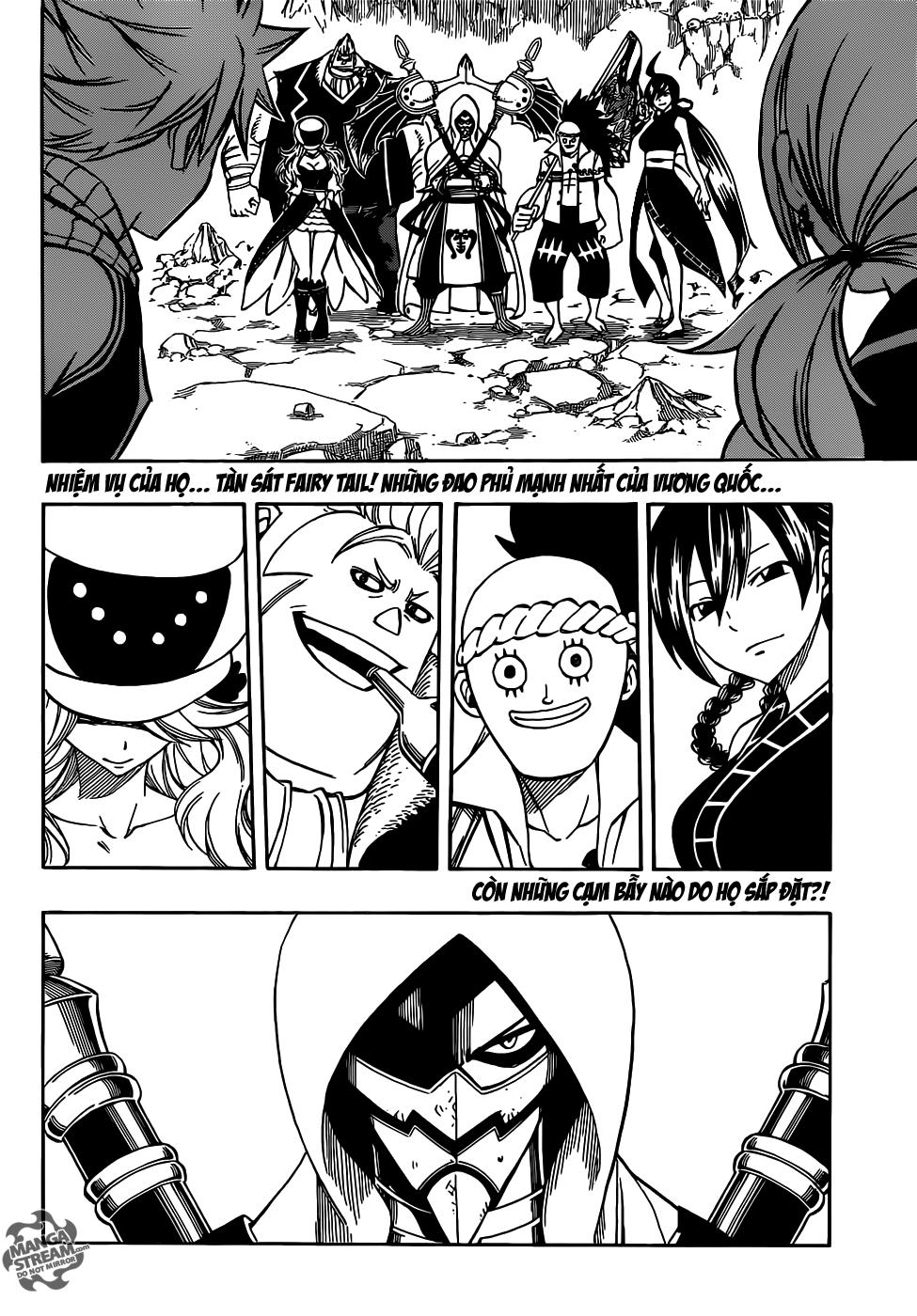 Fairy Tail chap 308 trang 3