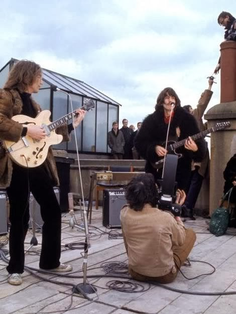 46 Years Ago The Beatles Gave Their Last Public Concert