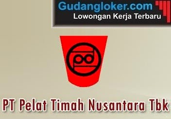 Lowongan Kerja PT Pelat Timah Nusantara