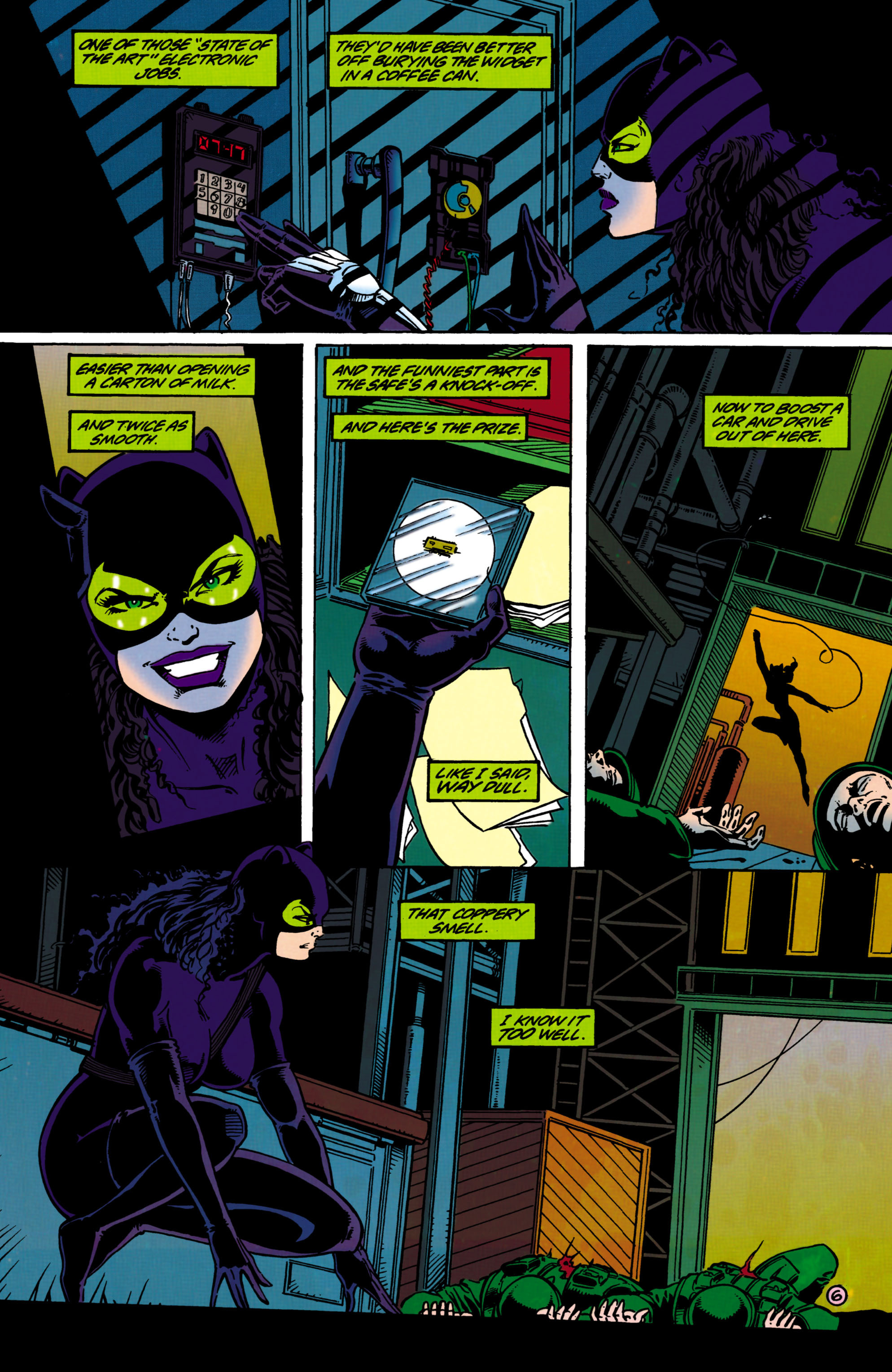 Catwoman (1993) Issue #33 #38 - English 7