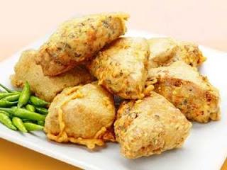 Resep Gorengan Tahu Isi Daging Ayam dan Sayur