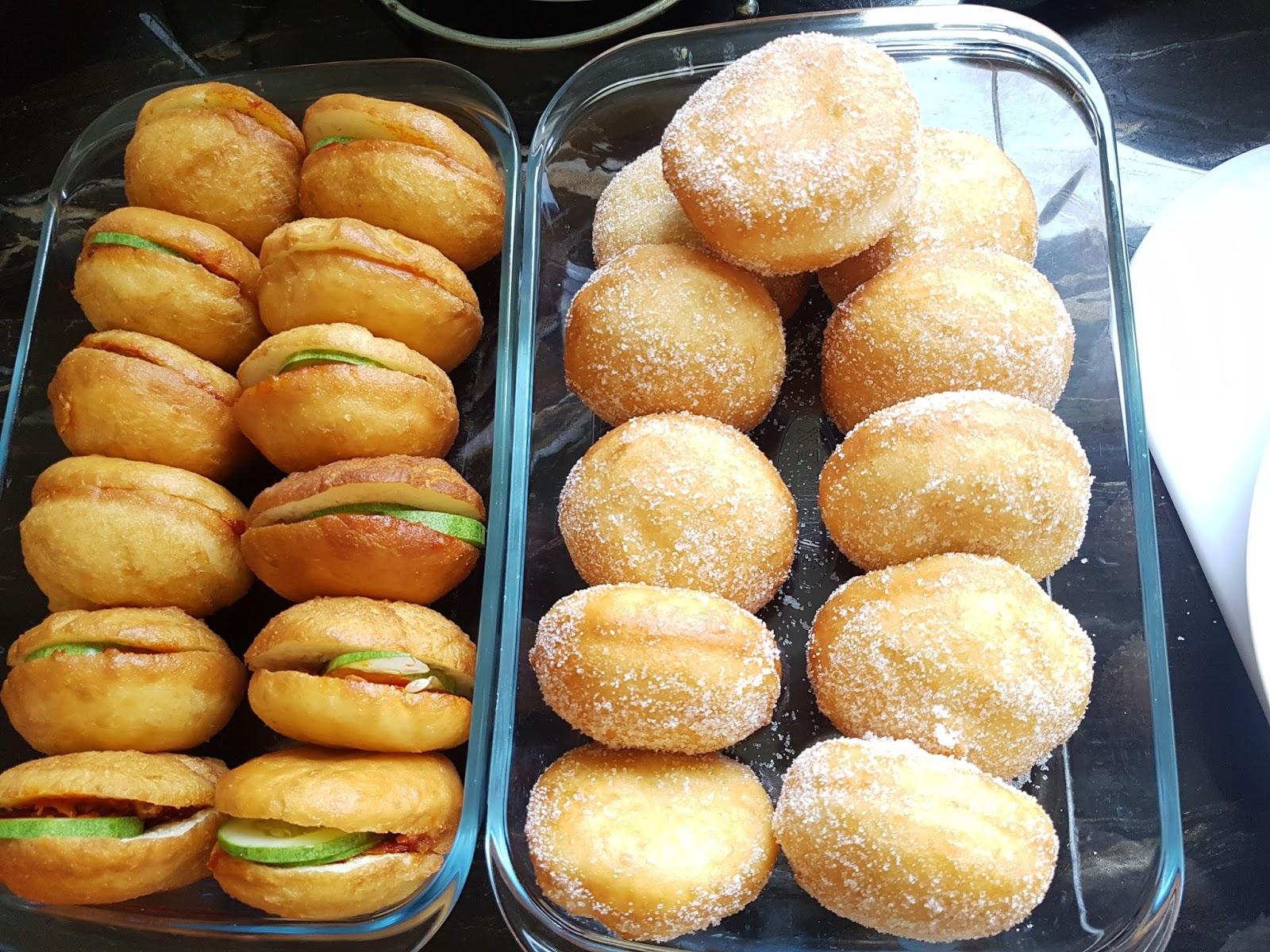 Kak Ida S Kitchen Doughnut Kak Ida Style