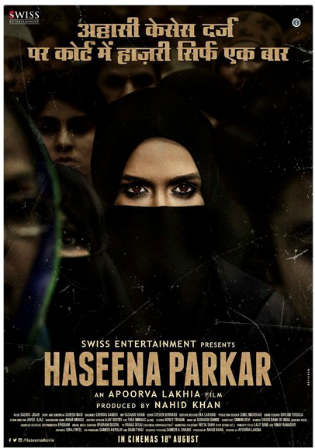 Haseena Parkar 2017 HD Full Hindi 350MBMovie Download 480p