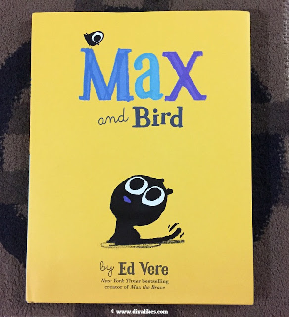 Children's Book Max and Bird Review
