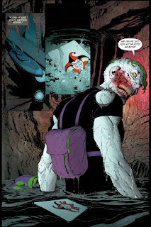"""Reseña de """"Batman: Final del Juego"""" de Scott Snyder y Greg Capullo - ECC Ediciones"""