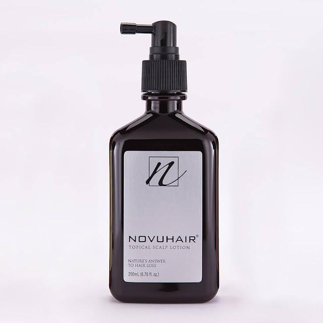 novuhair nature's answer to hair loss