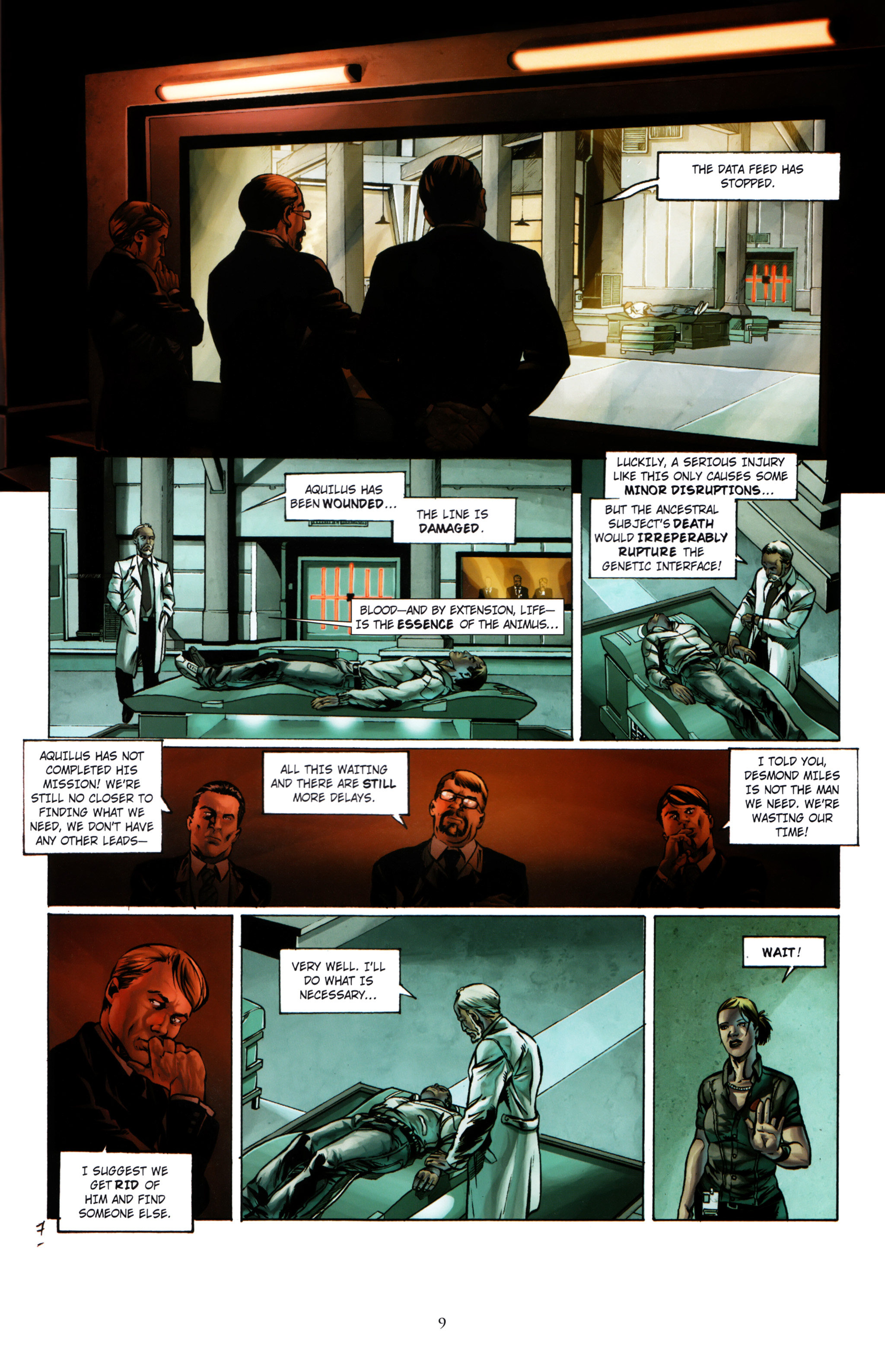 Read online Assassin's Creed (2012) comic -  Issue #1 - 13