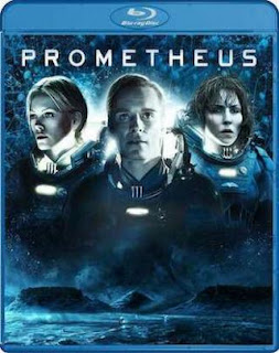 Prometheus (2012) BluRay 720p 970MB Dual Audio ( Hindi - English ) MKV