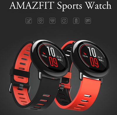 How to Change the Language of the Xiaomi Amazfit Sport Smartwatch into English.