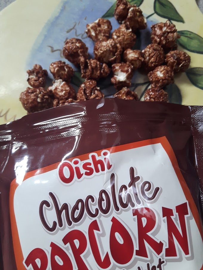Oishi PopCorn