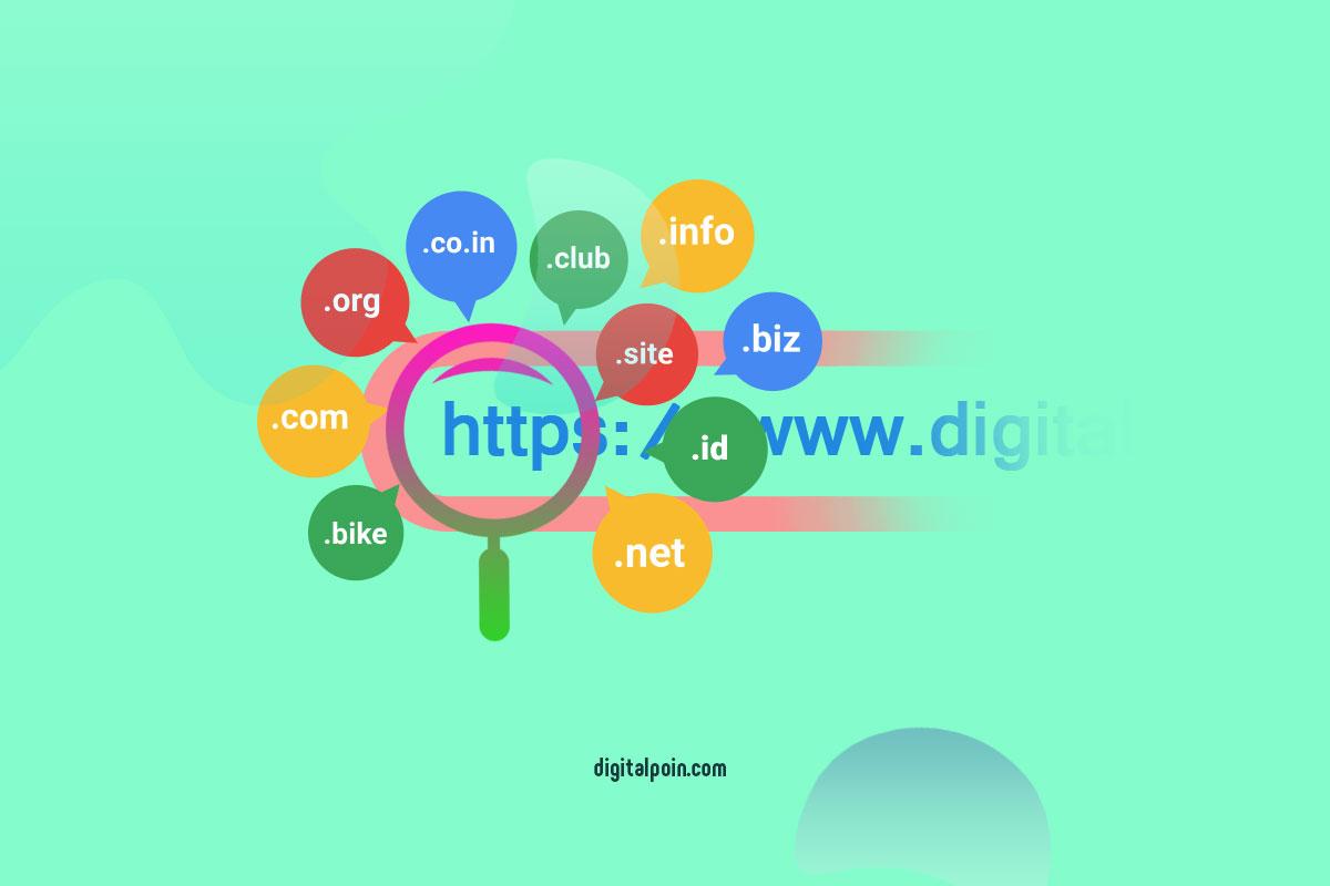 Menentukan & Membuat Nama Domain yang Baik
