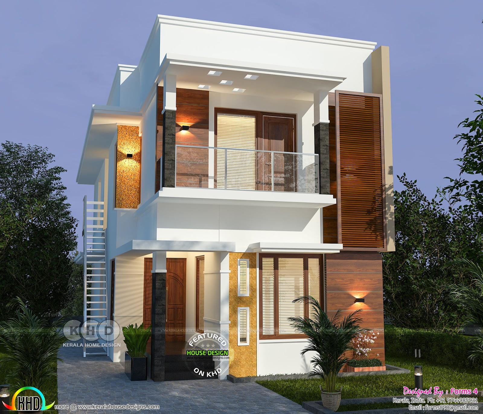 25 Lakhs Cost Estimated 5 Bedroom Home Kerala Home