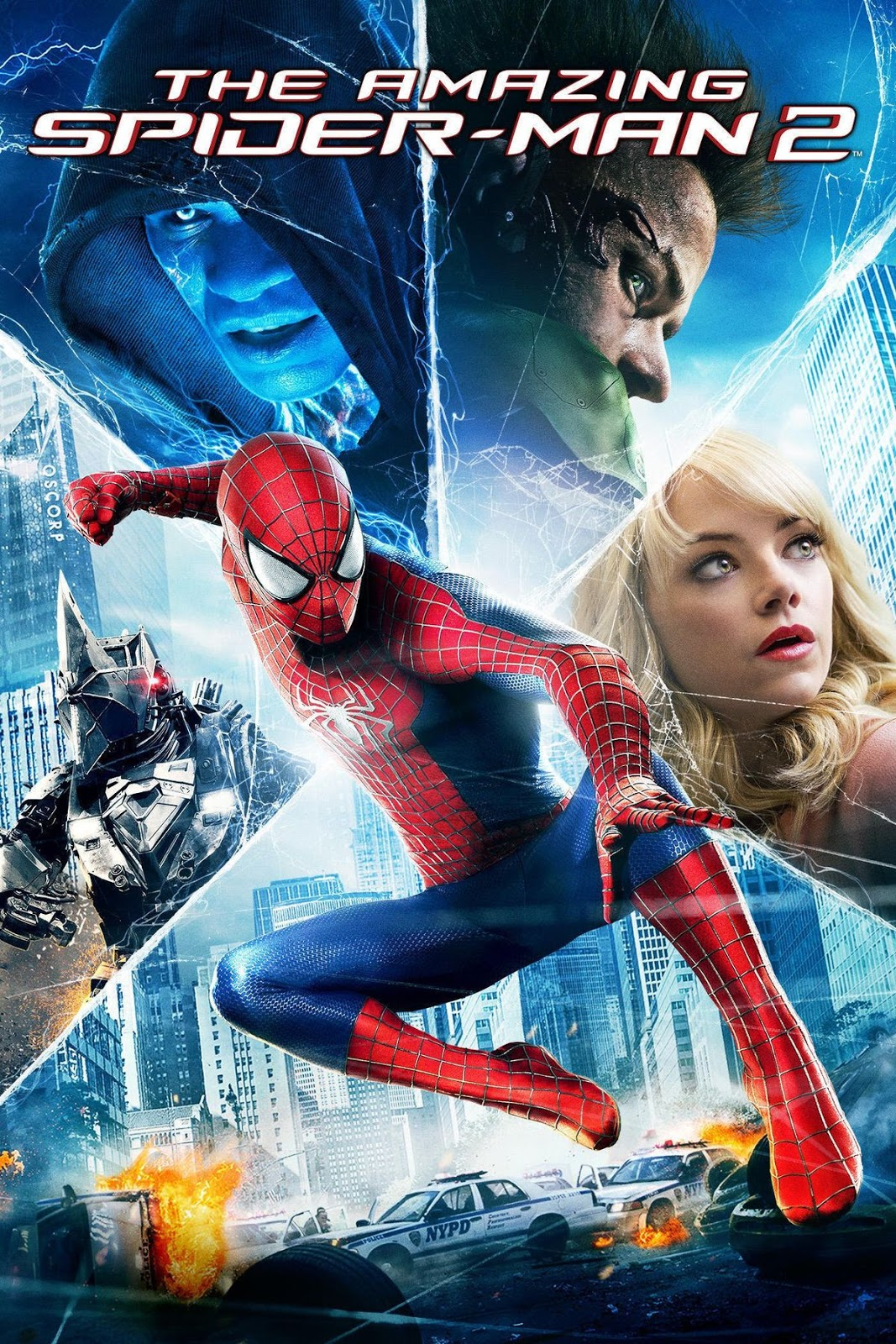 the amazing spiderman review Five minutes into the amazing spider-man, i got bitten with pleasure a friskier,  sweeter-natured variation on the story sam raimi told in his.