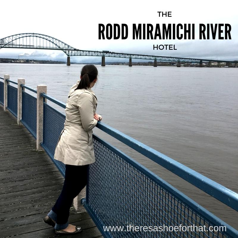 Rodd Miramichi River Hotel Nb