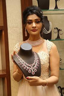 Payal Rajput Stills Kushal's Fashion Jewellery 6th Store Launch