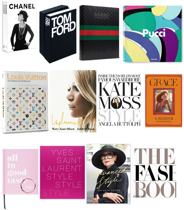 favourite coffee table books - the tl blog