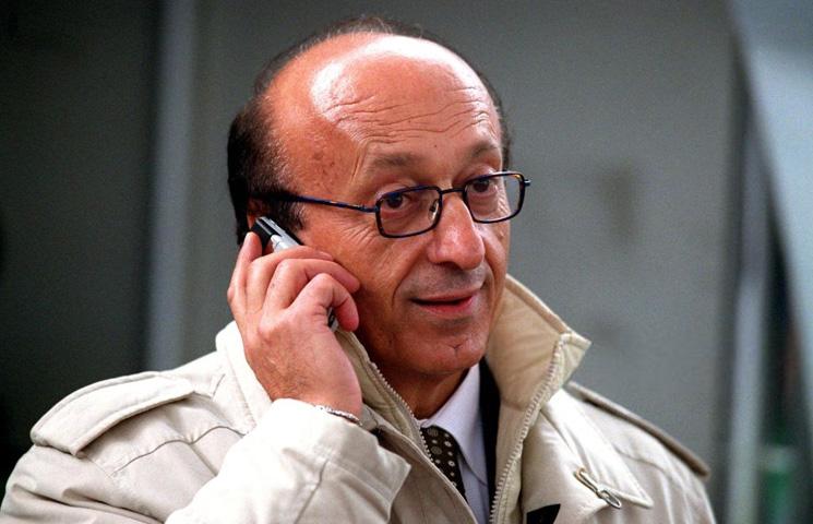 """Moggi: """"Nikada ne bih Bonuccija prodao Milanu"""""""