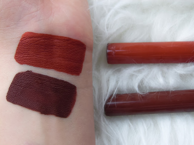 cream lip stain swatch sephora