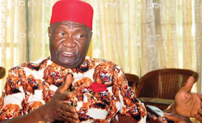 Nwodo reveals what will happen if Nigeria fails to restructure