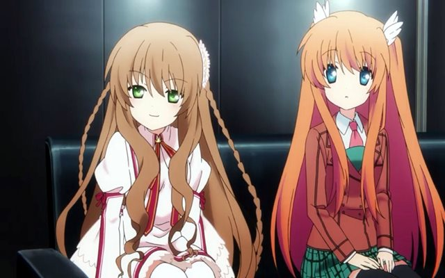 Rewrite - Anime Yang Mirip Angel Beats