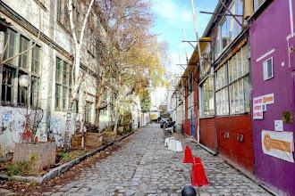 Paris : Impasse Mousset, devenir radieux d'un ancien passage industriel de la rue de Reuilly - XIIème