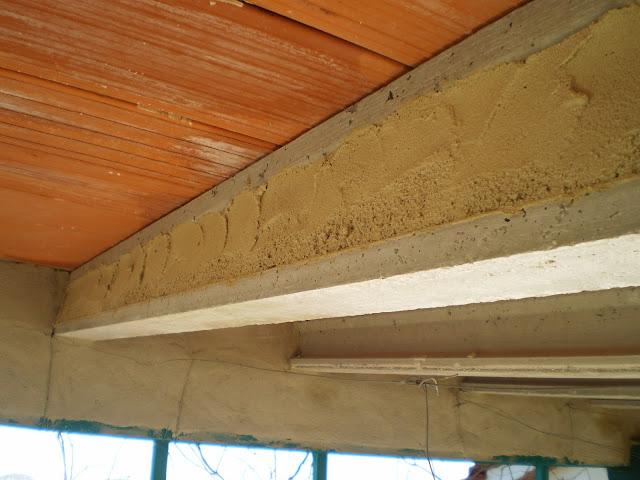 El blog de la elena un blog dulce divertido y - Vigas de hormigon imitacion madera ...