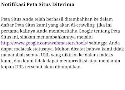 Mengatasi Deindex atau Sanbox di Google Webmaster