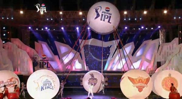 IPL 2013 opening ceremony wallpapers