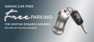Resort World Genting Awana Car Park Rates