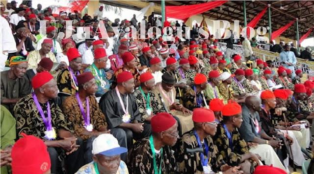 2019: 'It's a pity Osinbajo could allow Buhari use him like toilet tissue' – Ohanaeze