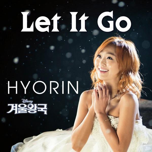 [Single] Hyorin – Let It Go (Frozen OST)