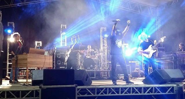 O espetacular tributo ao Deep Purple toca neste sábado no Espeto Penedo