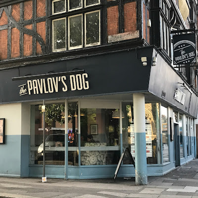 Pavlov's Dog in Reading