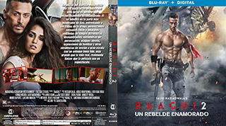 Baaghi 2 - Un Rebelde Enamorado - Bluray