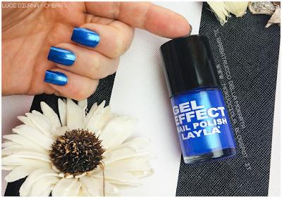 layla gel effect n 26 nail polish recensione
