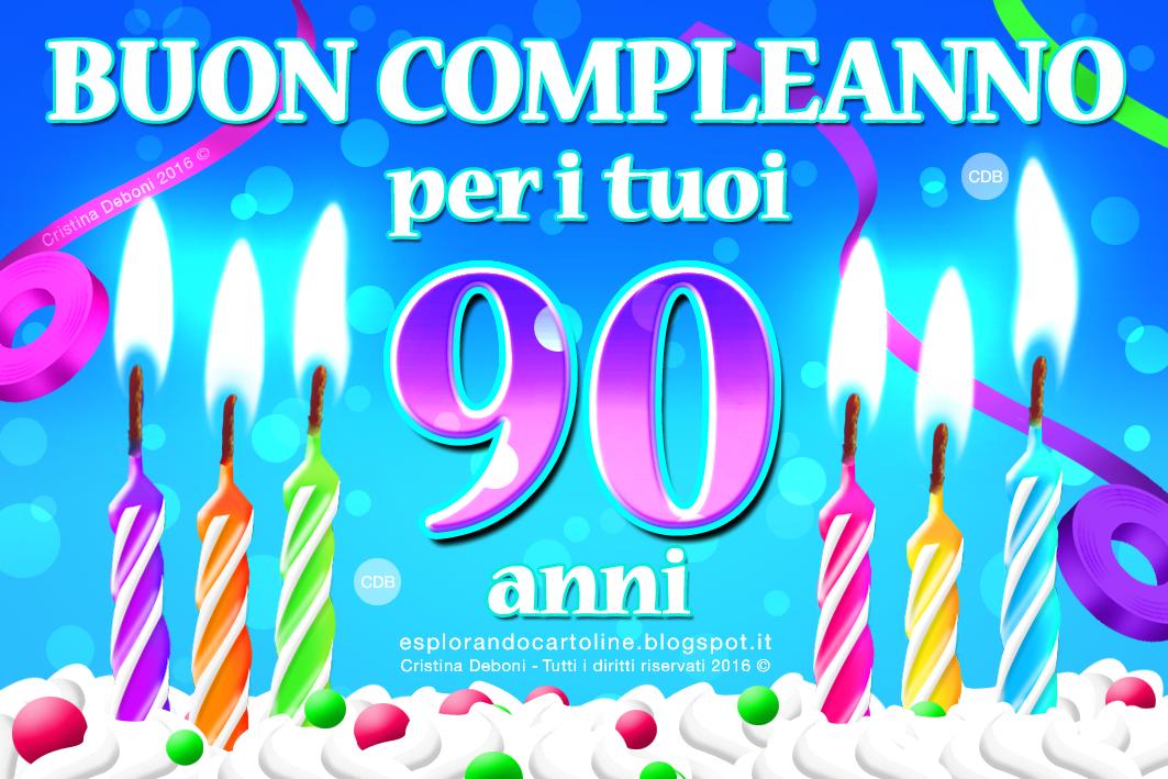 Auguri Di Buon Compleanno 85 Anni.Auguri Di Compleanno Nonna 90 Anni