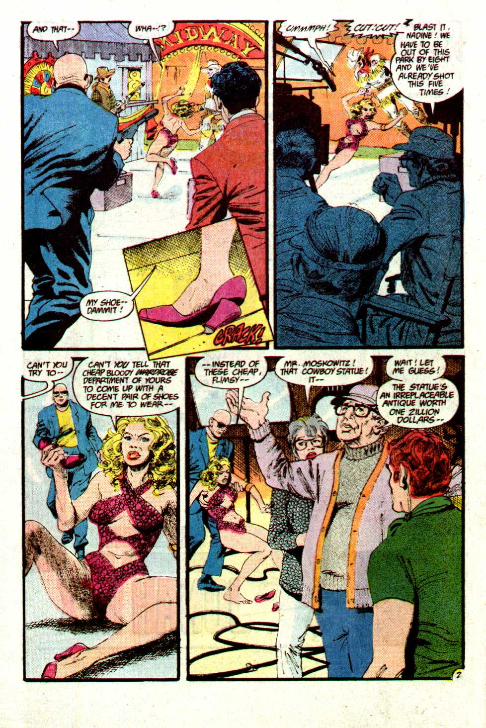 Read online Secret Origins (1986) comic -  Issue #21 - 3