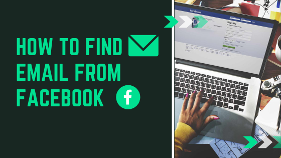 How To Find Your Email On Facebook<br/>