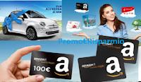 Logo Mukki : concorso misto a premi ''Abbiamo a cuore'' e vinci buoni Amazon da 100€, Fiat 500 e raccolta punti