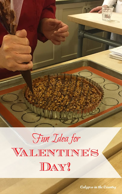 Fun Idea for Valentine's Day - Cooking Class