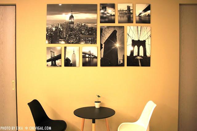 IMG 0049 - 台中烏日│JR Cafe *隱身新興住宅區的療癒咖啡廳。推荐低GI食材與研磨豆漿