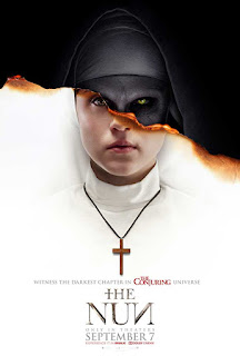 The Nun (2018) : Dual Audio English & Hindi : HD-TS 720p 480p
