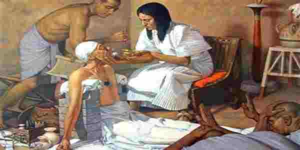 غرائب وعجائب الطرق العلاجية القديمة