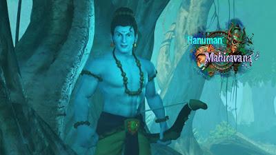 Hanuman vs Mahiravana Review-businessveeru.com