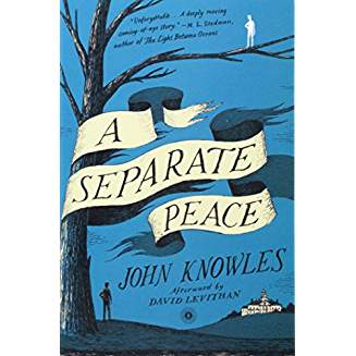 genes journey to maturity in a separate peace by john knowles Search results a separate peace - gene's journey maturity and the adult world is a main focus of the novel, a separate peace, by john knowles.