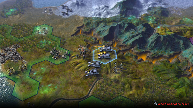 Civilization Beyond Earth Gameplay Screenshot 3