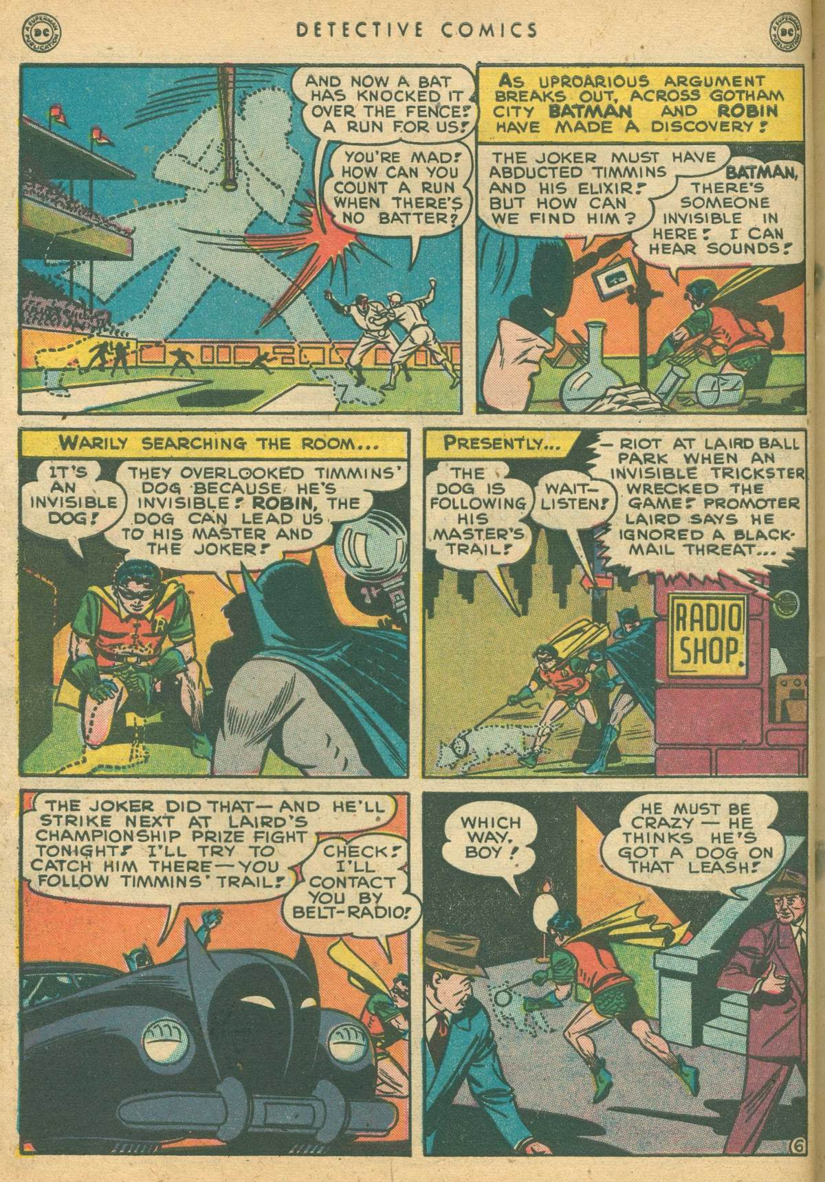 Detective Comics (1937) 138 Page 7