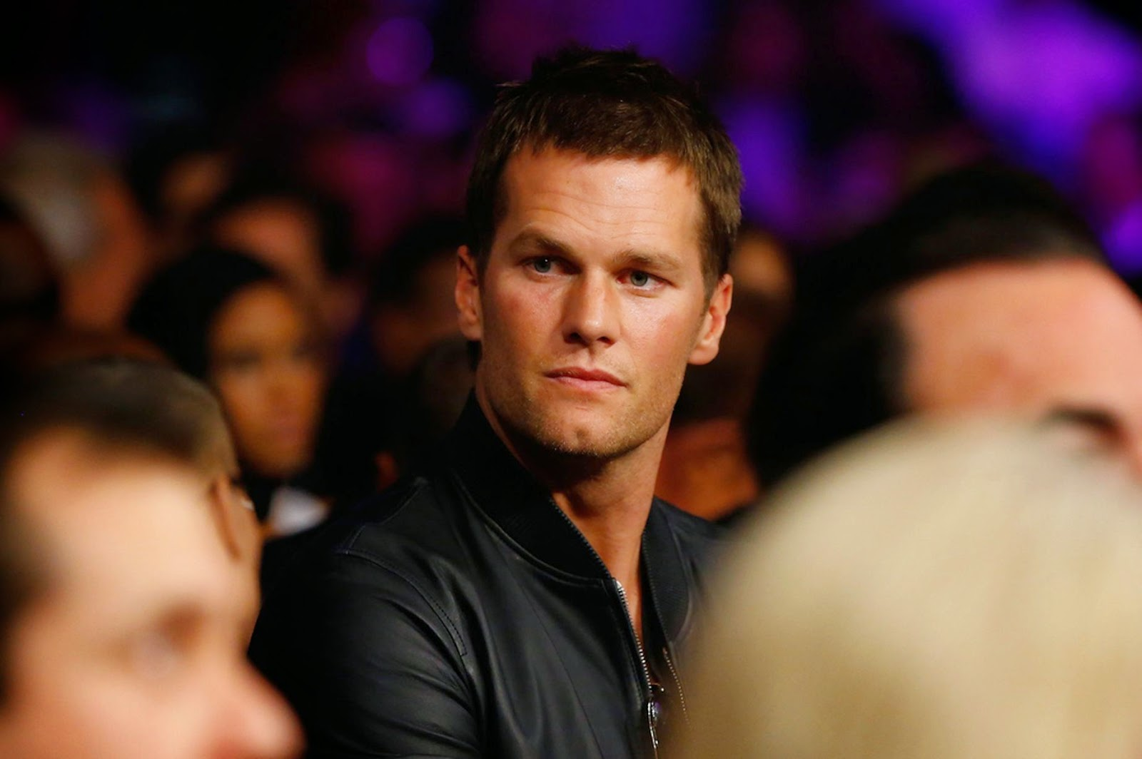 Tom Brady - Mayweather vs Pacquiao Fight in Las Vegas