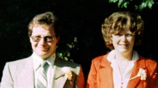 Fred kết hôn với Edwina vào năm 1972.
